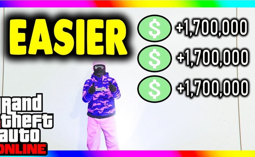 gta 5 guide to making billions