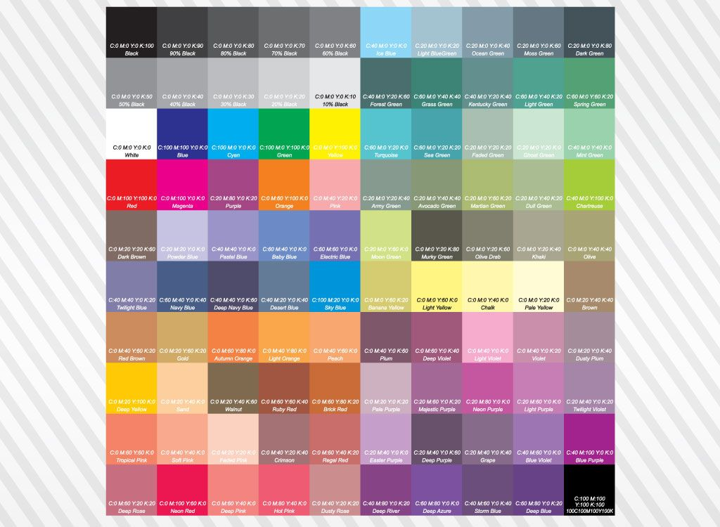 pantone color guide for graphic designers
