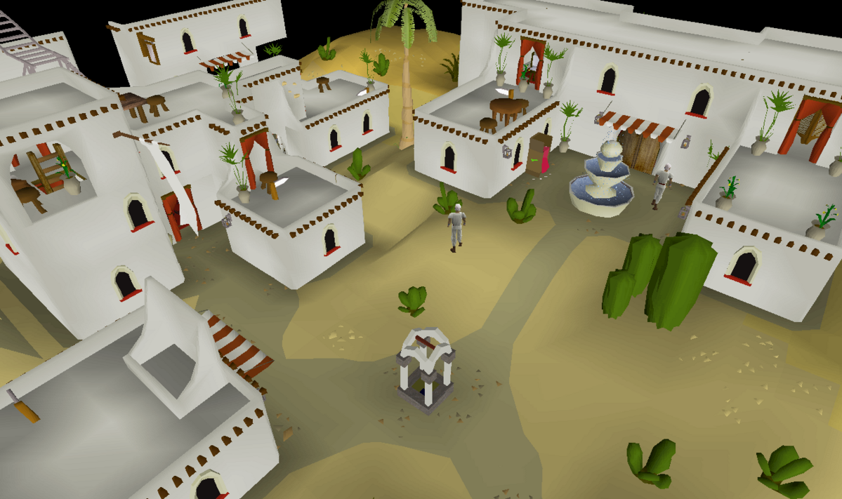 the feud quest guide osrs