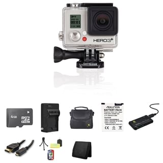 gopro hero 4 silver quick start guide