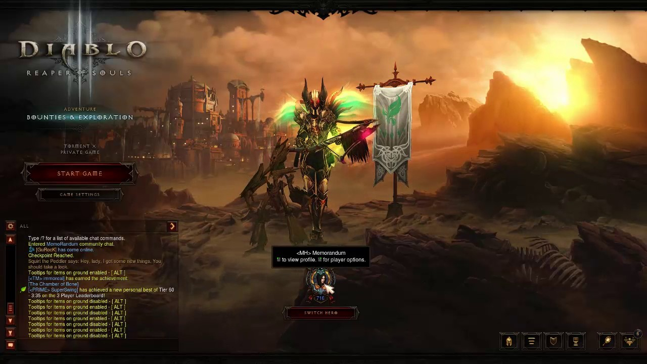 diablo iii reaper of souls guide