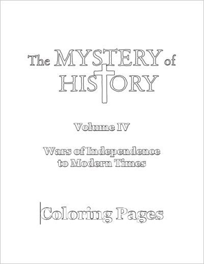 mystery of history volume 4 companion guide