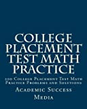 community college placement test study guide