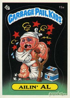 garbage pail kid cards price guide