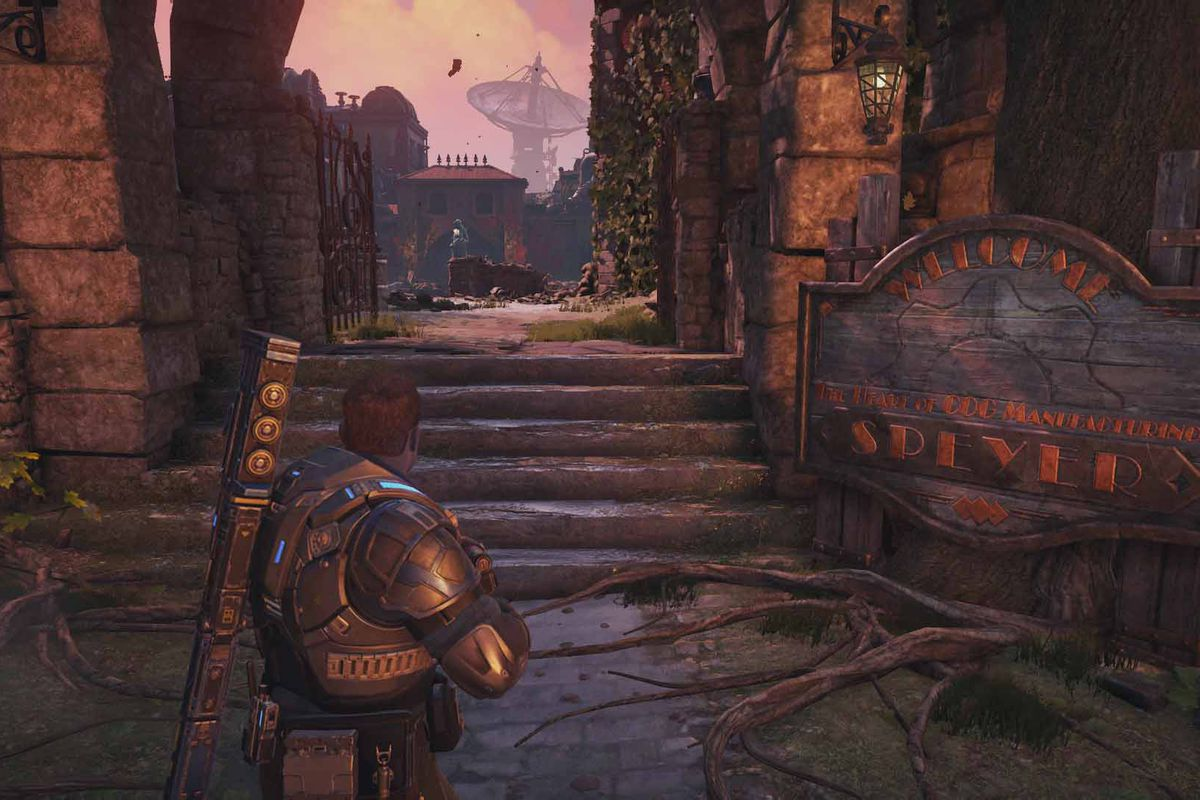 gears of war 1 collectibles guide