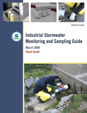 how to do stormwater sampling a guide for industrial facilities