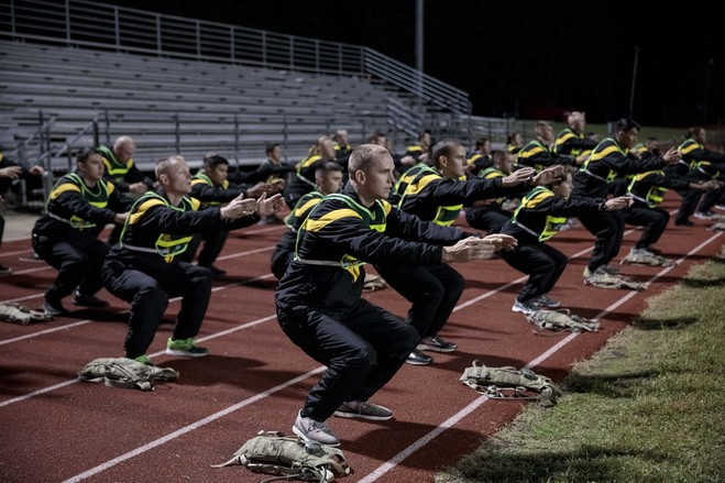 physical fitness guide for applicants to the canadian forces